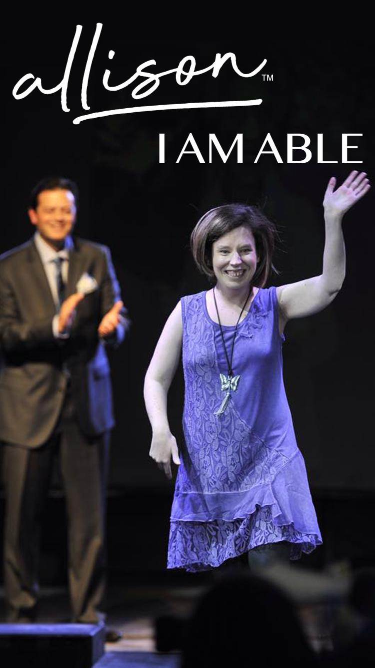 I am able by Allison Bobbette